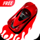Red Fury: A Fast Slot Car Road Rush Speed Race - Free Racing Game