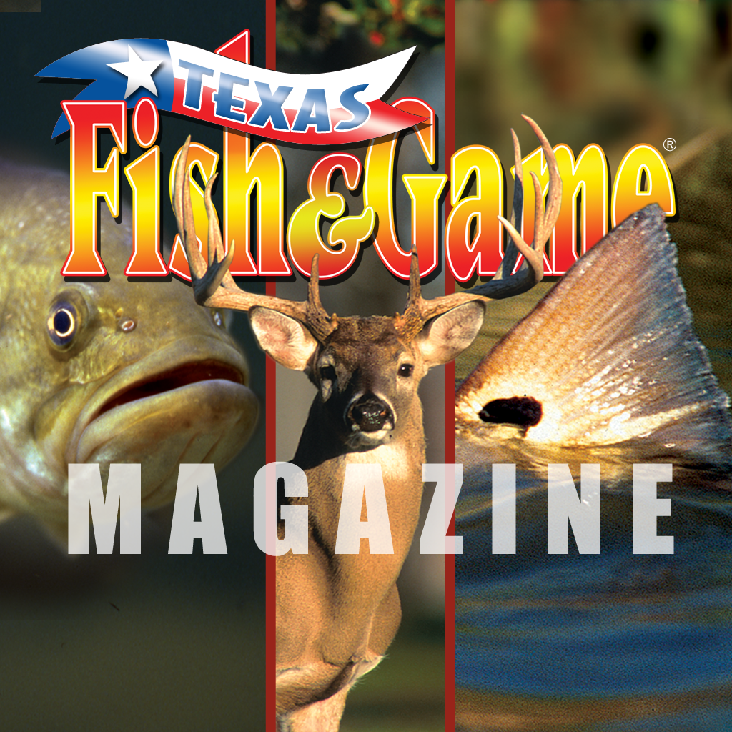 Download free texas fish game publishing company for Texas game and fish